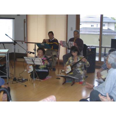 音楽ボランティア